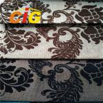 100% Polyester Sofa Upholstery Fabric Flame Retardant 30m - 50m/Roll