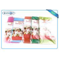 Restaurant Disposable Table Covers Non Woven Spunbond Polypropylene Table Cloth
