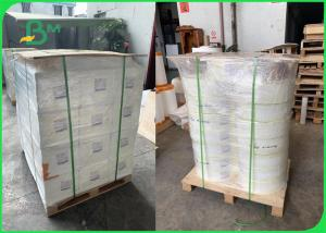 China Synthetic Printing Paper Weather Resistant Printing Paper Double Side Coating on sale