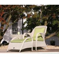 China WF-15216 outdoor rattan chaise lounge leisure holiday party furniture on sale