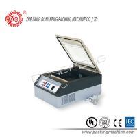 China Food Vacuum Packaging Machine Semi - Automatic Sealing Size 250 x 8mm on sale