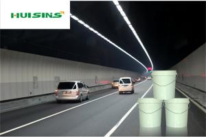 China Anticorrosion Fire Retardant Protective Paint For Tunnel Polyurea Coating on sale