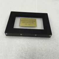 "Acrylic Frame Material and 4"" Size 2.5 inch digital photo frame"