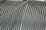 ASTM A 475 1*7 Zinc-coated Steel Wire Strand with size 1/4,3/8,5/16,7/16,1/2