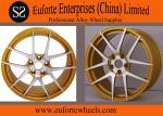 Susha Wheels-Bronze Aluminum Alloy  Forged Wheels / Rotary Aftermarket Aluminum Wheels