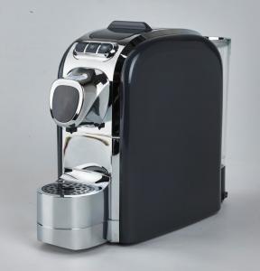 China Manual Control 19bar Capsule Coffee Maker Machine 110V - 120V on sale