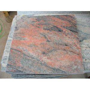 China Granite Tile,China Multicolor Red,Multi-Red Color,Price Advantage,Tile for Flooring and wall on sale