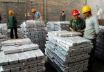 Lingots en aluminium 99.7%-99.999%