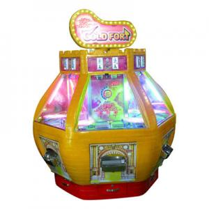 China Six Players Redemption Arcade Machines Win Prize Lottery Customize Color on sale