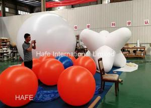 China Commercial Grade Inflatable Lighting Decoration / Inflatable Balloon Light Indoor Events on sale