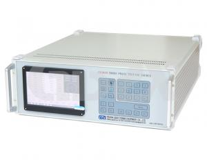 China High Precise Three Phase Electrical Power Calibrator Programmable Testing Source on sale