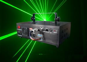 China Remote Control Green ILDA Laser Projector / Stage Laser Light TPL800 on sale
