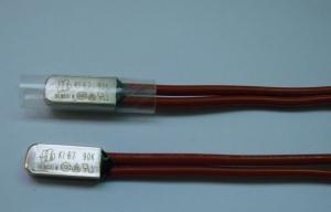 China Interruptor de atajo termal de la temperatura KI67 para la protección terma on sale