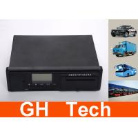 High Performance Car GPS Tracker System Integrated Information Dispatch DIN Standard