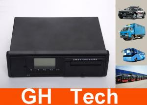 China Low Power Car GPS Tracker System , Tractor High Scalability GPS Tachograph on sale