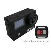 Underwater 1080p 60fps Action Camera , Full HD Action Cam Remoter Control