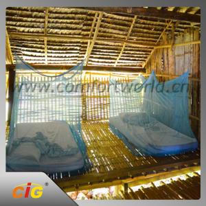 China Africa mosquito net conical mosquito net Polyester Mesh Fabric Long Lasting on sale
