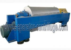 China Continuous 2 Phase Good Price Chemical Industry Decanter Centrifuges for Solid Dewatering on sale