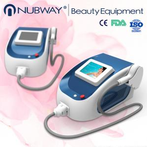 China Germany laser technology 808 laser hair removal machine portable on sale