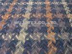 Material tecido jacquard da roupa da tela de rayon viscoso do poliéster do TR