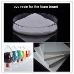 High Quality Factory White Powder Suspension Grade PVC Resin SG5 K 65-67 for PVC Foam Board