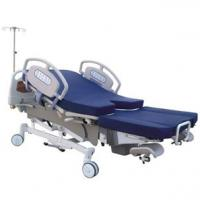Hospital electric obstetric examination bed