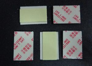 Quality Moisture Proof Superdry Fiber Desiccant With Sticker For Health Care , 1.0mm for sale