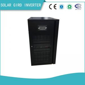 China Smart Gird Interactive Solar Power Inverter Single Phase Solar Power UPS With Output Transformer on sale