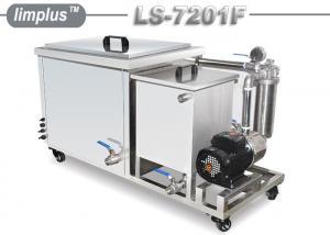 China Aeroplane Precision Parts ultrasonic washing equipment , ultrasonic cleaner machine Cutomized on sale