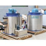 2000kg/evaporador automático do fabricante gelo do dia para 24kw comercial