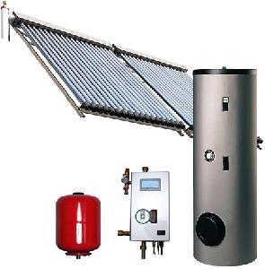 China Calentador de agua solar a presión fractura (ZXF-10-20) on sale