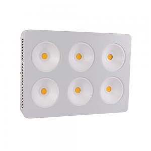 China 600 W Cob Cree Led Grow Lights , Plant Fluorescent Grow Lights CXB3590 3500k on sale