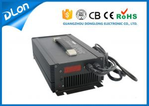China China manufacturer lead acid battery charger for electric golf trolley / forklift / truck batteries 50ah to 800ah on sale
