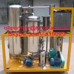 料理油のクリーニング機械、料理油使い捨て可能な機械および植物油の清浄器