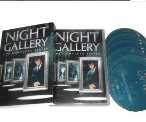 China English Language Movie DVD Box Sets Night Gallery Special Feagture Digital Copy Dobly on sale