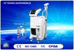 Connecteur de l'eau du chargement initial rf Etats-Unis CPC de lumière de l'équipement E d'épilation