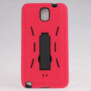 China for For Samsung Galaxy Note 3 III  fashion hot selling hybrid case with stand on sale