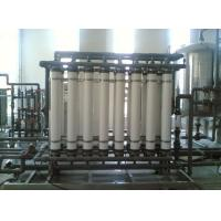 China Stainless Steel Water Treatment Systems For Mineral Water 20Tons Per Hour on sale