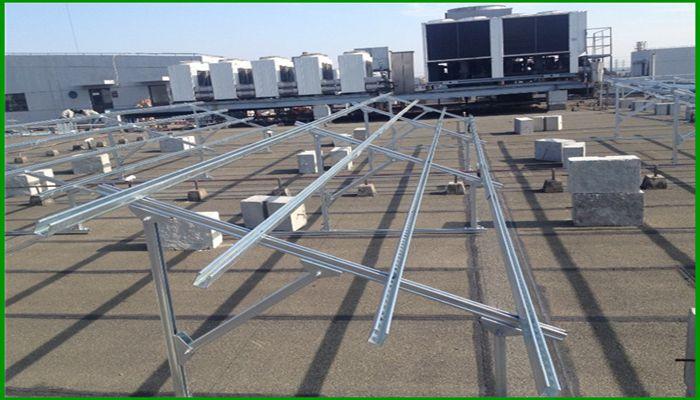Professional Design Aluminum Solar Mounting Rail For Solar