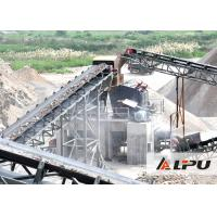 China Complete Quarry Stone Crushing Machine Production Line Capacity 200 T / H on sale