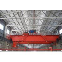 30 Ton Casting workshop Strong Bearing Double Beam Bridge EOT Crane