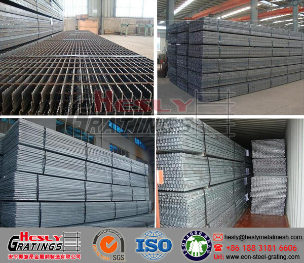 metal bar grating manufacturer