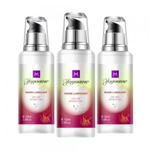 China Moisturizing Personal Lube Gel Long Lasting Strawberry Flavour on sale
