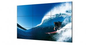 China 1.8mm High Definition Seamless LCD Video Wall With Samsung DID Panel on sale