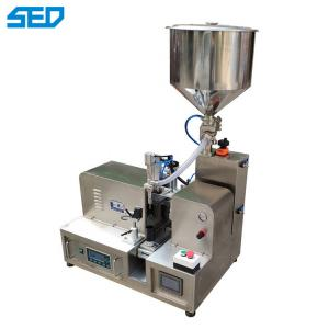 China Toothpaste Cream Aluminum Plastic Hose Sealing Machine For 10~50mm Low Cost Clean Pollution-Free on sale
