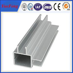 Quality customized aluminium tube(pipe) shape anodizing with competitive oxide price for sale