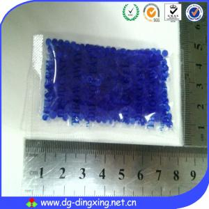 China Humidity control silica gel indicator desiccant on sale