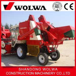 China china wolwa agriculture equipments W4D-1 soybean harvesting machine made in China for sale on sale