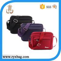 China Polyester messenger bag on sale