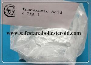 China Tranexamic Acid ( TXA ) for Whitening Freckle and Hemostasis CAS 1197-18-8 supplier